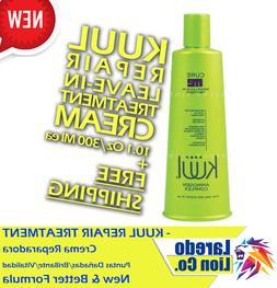 1 KUUL CURE ME REPAIR LEAVE-IN RECONSTRUCTOR FOR DAMAGED & D