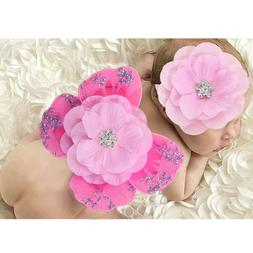 1 set Baby Photography Props Cute Butterfly Wings for Gender