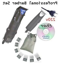 Oster Professional 10 Comb Set Specially Designed to Fit Ost