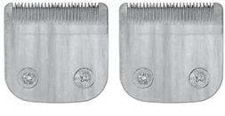 2 Pack Professional Trimmer Blade for Wahl Hair Clipper Deta