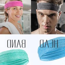 24.5cm Absorbent Sport Sweat Headband Sweatband <font><b>For