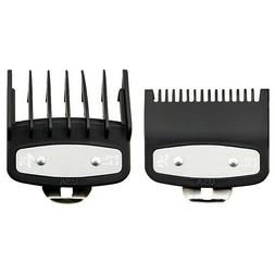 2Pcs 1.5/4.5mm Hair Clipper Limit Comb Cutting Trimmer Guide