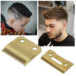 2pcs Hair Clipper Blade Cutter Head Replace For WAHL 8504 Ha