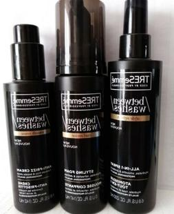 3 TRESEMME SET BETWEEN WASHES CURL REVIVE, SMOOTH RENEW, STY