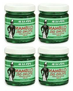 4X Pinaud Clubman Hair Styling Gel for Men 16 oz -  PRIORITY