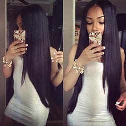 Eayon Hair 6A Virgin Hair Lace Front Wig Brazilian Remy Huma