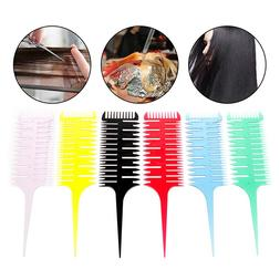 6Colors Professional Easy To Use Weave Weaving Comb <font><b