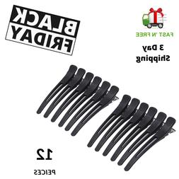 6PCS Salon, Barber for Hair Styling, Extensions, Traceless D