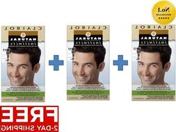 Clairol Natural Instincts for Men Hair Color, Brown Black