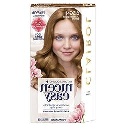 Clairol Nice 'n Easy, 6.5GN Lighter Golden Brown, Permanent