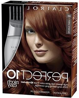 Clairol Perfect 10 By Nice 'n Easy Hair Color 006r Light Aub