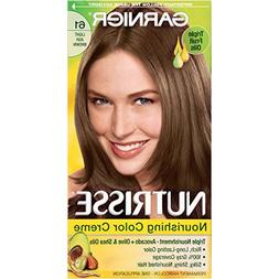Garnier Nutrisse Haircolor, 61 Light Ash Brown Mochaccino