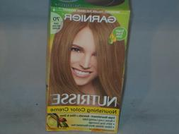 Garnier Nutrisse Haircolor, 70 Dark Natural Blonde Almond Cr