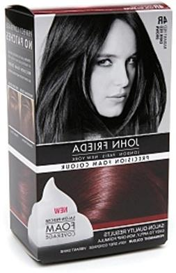 John Frieda Precision Foam Colour 4R Dark Red Brown