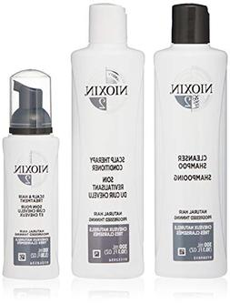 Nioxin System 2 Starter Kit Cleanser, Scalp Therapy & Scalp