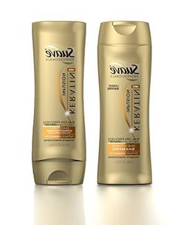 Suave Professionals Keratin Infusion Smoothing Shampoo & Con
