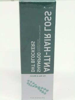 Aprilis Anti-Hair Loss Shampoo w/ DHT Blockers for Thinning