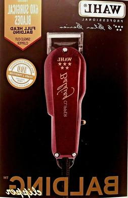 New Wahl Professional Balding Clipper Full Head 5 Star Serie