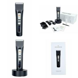 Beardscape Beard And Hair Trimmer - Low Friction Ceramic Bla
