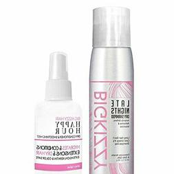 BIG KIZZY Best Dry Shampoo & Dry Conditioner Spray for H