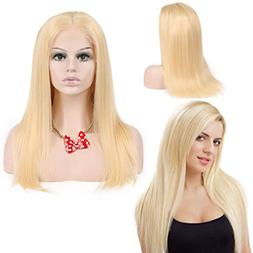 Nobel Hair # 613 Blonde Human Hair Wigs For Women With Baby