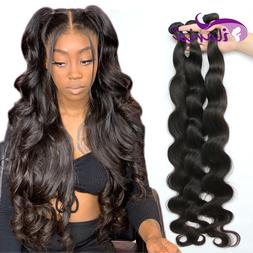 ILARIA Body Wave Brazilian <font><b>Hair</b></font> Weave Bu