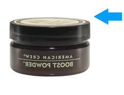 American Crew BOOST POWDER Matte Finish Builds Texture for T