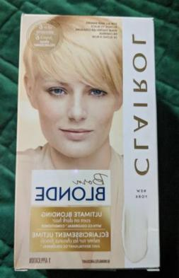 CLAIROL BORN BLONDE ULTIMATE BLONDING FOR ALL HAIR SHADES BL