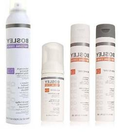 Bosley Bos Revive Kit for Visibly Thinning Color-Treated Hai