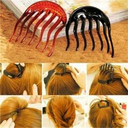 Bump It Up Volume Inserts Hair Clip for Ponytail Bouffant St