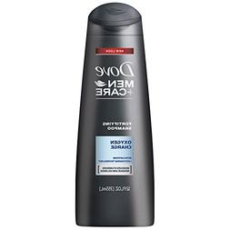 Dove Men+Care Shampoo, Oxygen Charge 12 Ounce