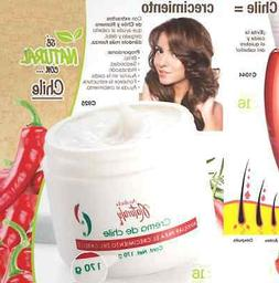 CHILE/ CHILI CREAM FOR FRAGILE, FINE AND LIFELESS HAIR- 170g