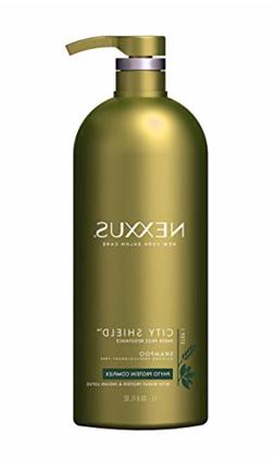Nexxus City Shield Shampoo & Conditioner, for All Hair Types