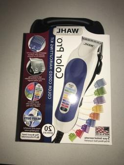 Wahl Color Pro Complete Hair Cutting kit 20 piece Color Code