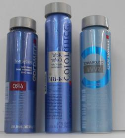 Goldwell COLORANCE Canister Professional Hair Color CAN 3.8