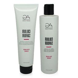 AG Hair Colour Savour Shampoo 10 oz. & Conditioner 6 oz. Com