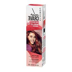 Clairol Color Crave Temporary Hair Color Makeup, Brilliant R