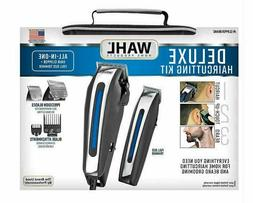 Wahl Deluxe Complete Hair Cutting Kit with Beard Trimmer 795