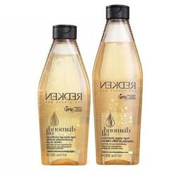 Redken Diamond Oil High Shine Shampoo + and & Conditioner Du