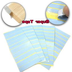 Double Sided Adhesive Super Tape For Tape in Hair Extensions