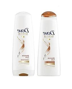 Dove Nutritive Solutions Absolute Curls Shampoo & Conditione