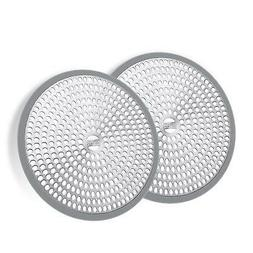 LEKEYE Shower Hair Catcher Drain Protector Strainer-Steel &