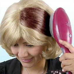 Electric Hair Dye Comb Hair Coloring Brush for Ladies Hair S