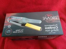 CHI Escape Cordless hair straightener styling Flat Iron NEW