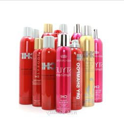 "CHI FAROUK HAIR SPRAY HELMET HEAD, ENVIRO 54, KERATIN, ,""SEL"