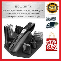 FAST FREE SHIPPING Remington Clipper Grooming Trimmer Kit Se