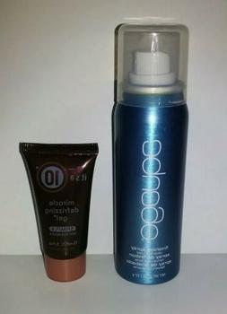 Aquage Finishing Spray & It's A 10 Miracle Defrizzing Gel fo