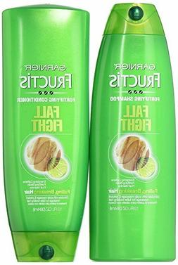 Garnier Fructis Fall Fight, For Falling Breaking Hair, DUO S