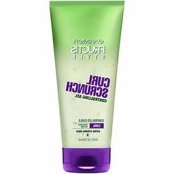 Garnier Fructis Style Curl Scrunch Controlling Gel For Curly
