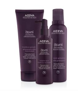 FULL SIZE Aveda INVATI ADVANCED System Set of 3 Trio For Thi